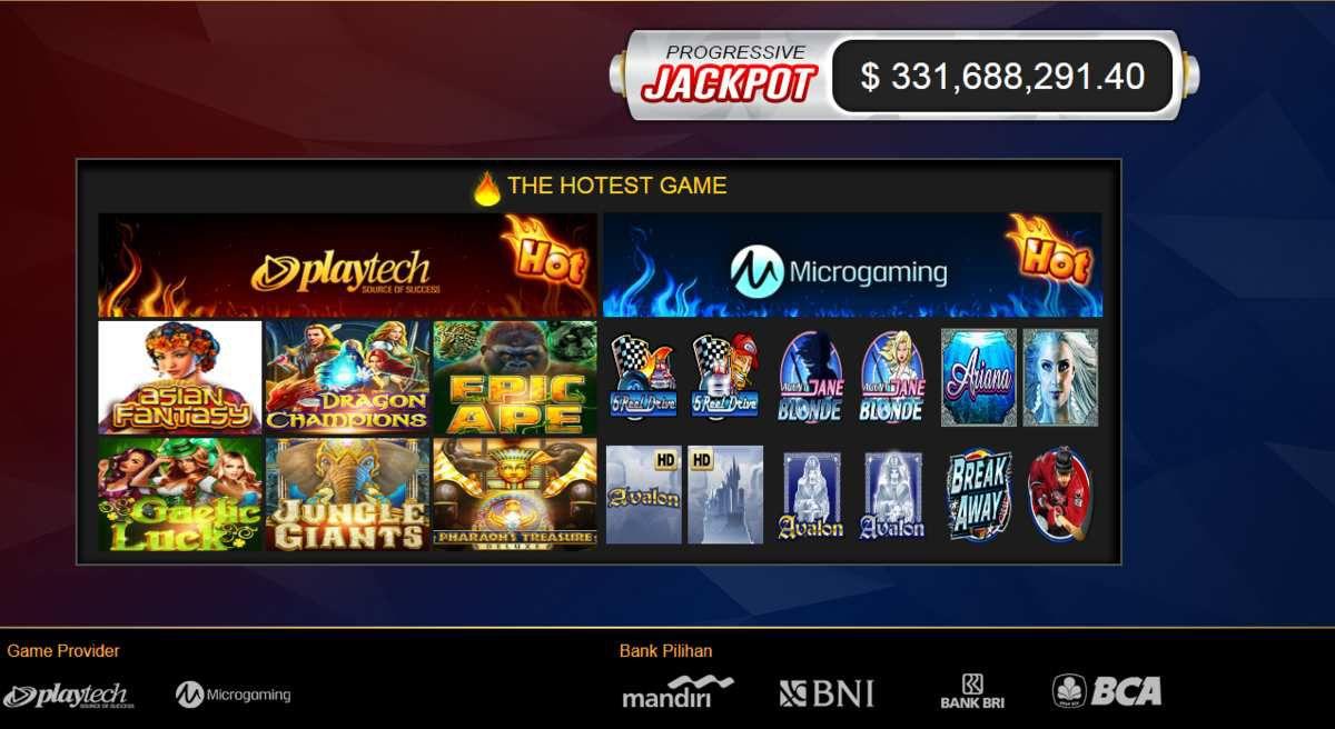 Slot Online Terpercaya Yang Selalu Menghadirkan Standar Komisi Terbaik